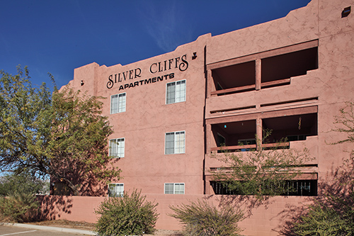 Silver Cliffs